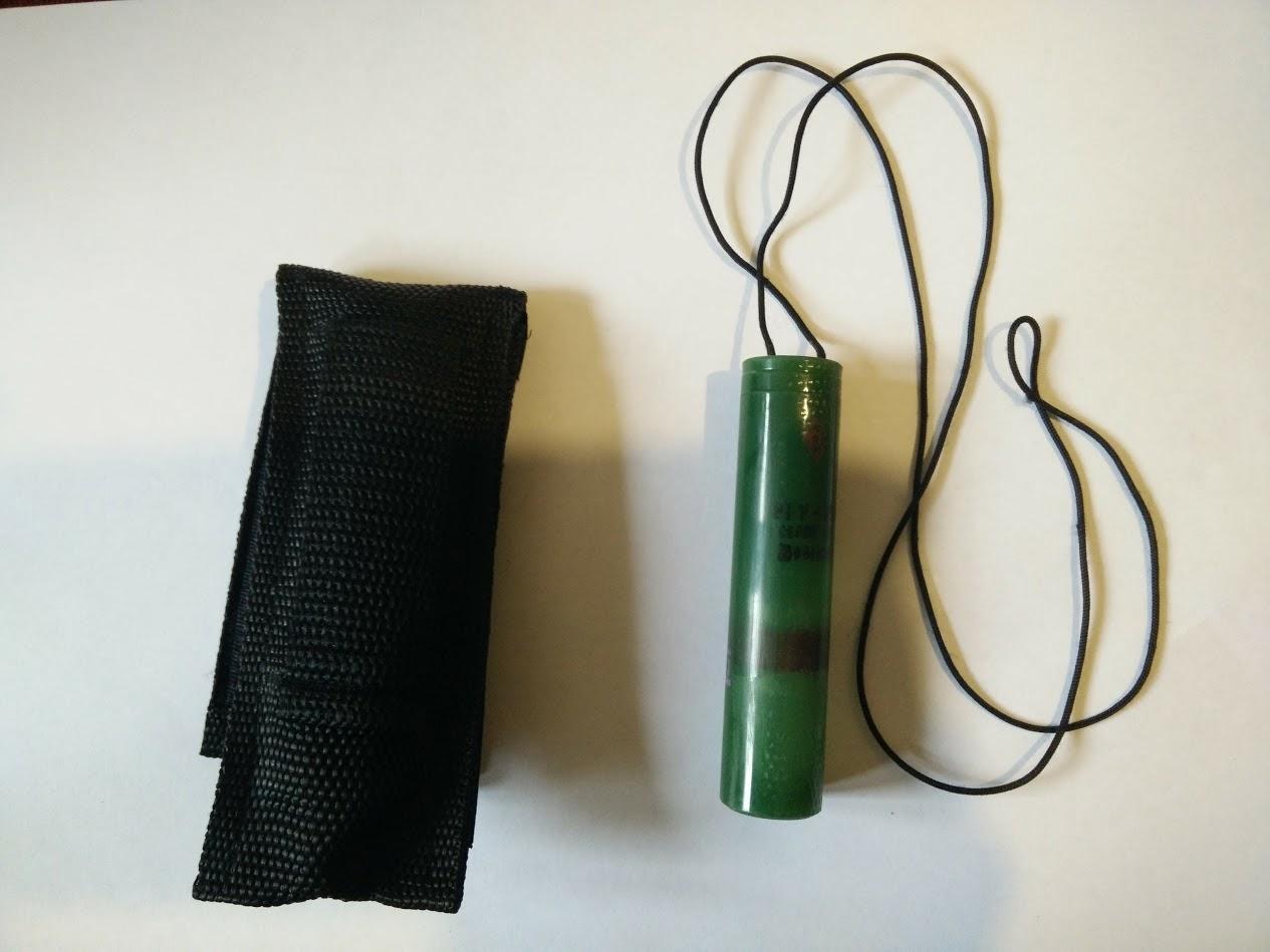 Индивидуальный прибор защиты от электромагнитного излучения