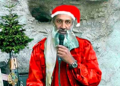наступающий новогодний террорист