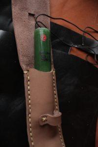 резонатор грачева кожаный чехол